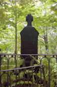 могила Э.Жибера на Смоленском кладбище