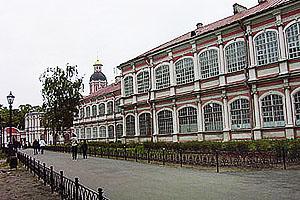 Духовская церковь Александро-Невской лавры